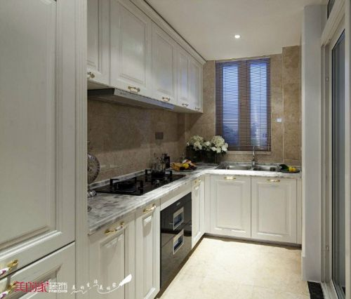 新古典厨房装修效果展示