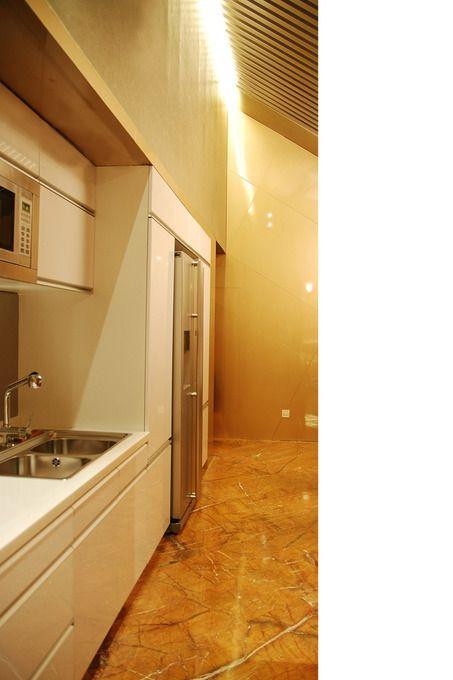 新古典厨房别墅设计案例展示