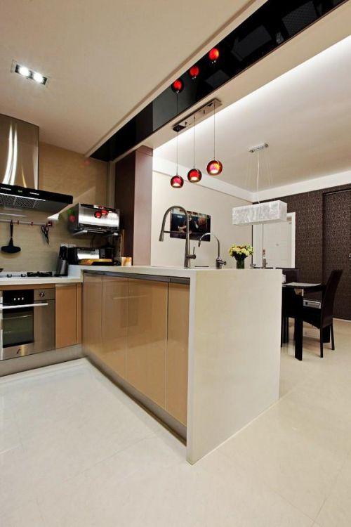 新古典厨房设计案例展示