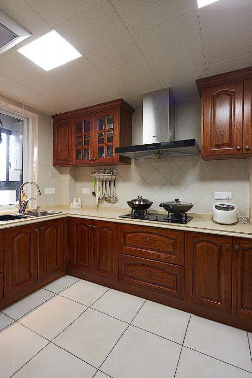 欧式新古典厨房案例展示