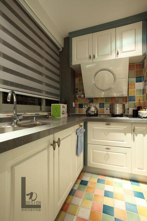 混搭厨房设计方案