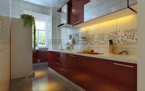 混搭混搭风格厨房装修效果展示
