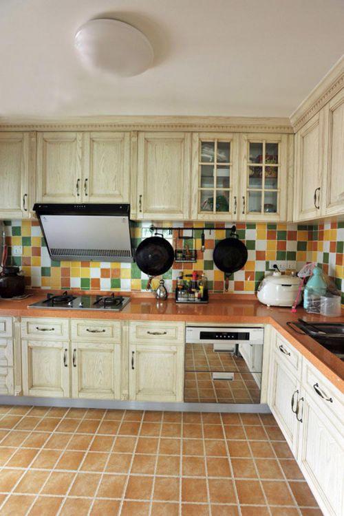混搭厨房设计案例