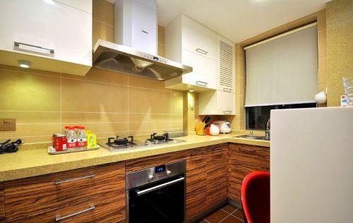 美式混搭厨房案例展示