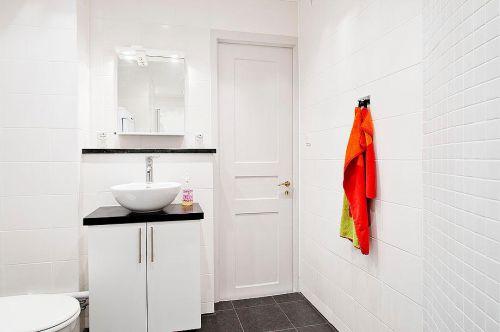 北欧卫生间设计案例展示