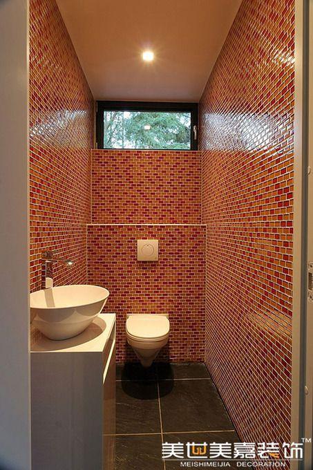 日式卫生间设计案例