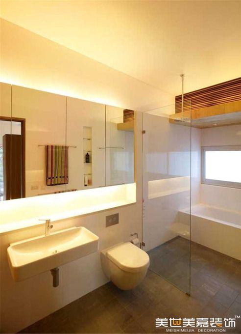 日式日式风格卫生间图片
