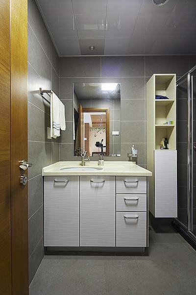 欧式简欧清新卫生间设计方案
