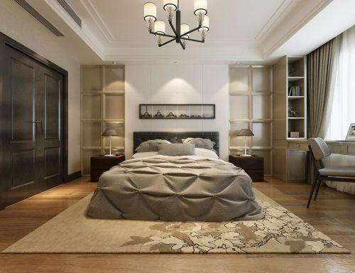 现代简约新古典卧室案例展示