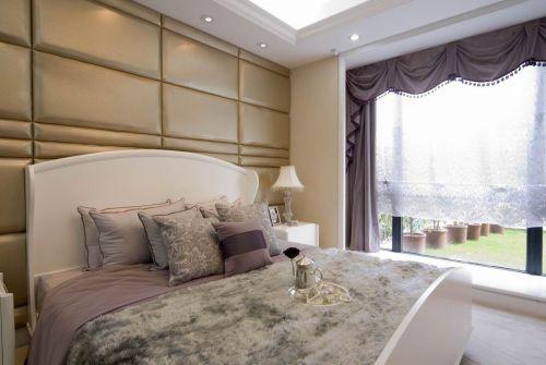 欧式古典卧室设计图