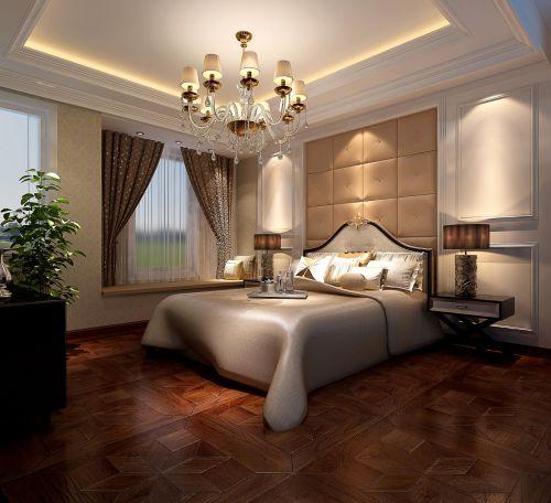 古典卧室装修效果展示