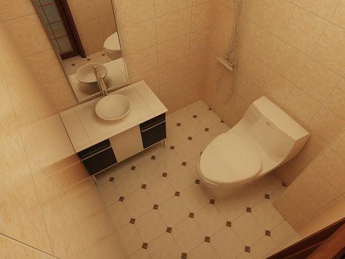 混搭卫生间设计方案
