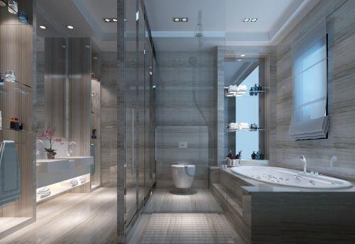 混搭卫生间别墅设计案例展示