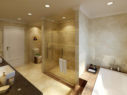 混搭卫生间淋浴房装修图