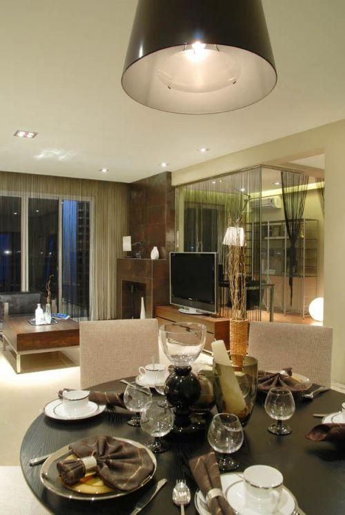 现代简约北欧客厅图片