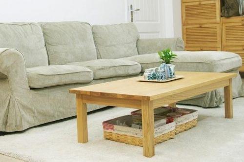 日式温馨沙发茶几设计案例