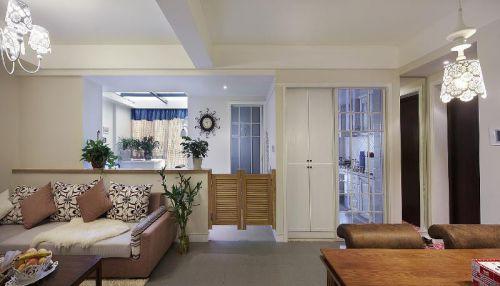 现代简约日式混搭客厅设计案例展示