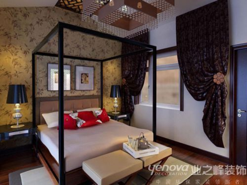 中式新中式客厅案例展示