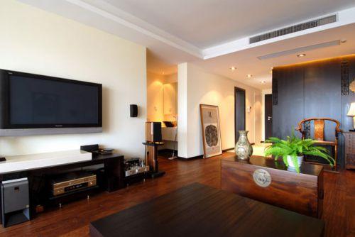 中式中式风格新中式客厅案例展示