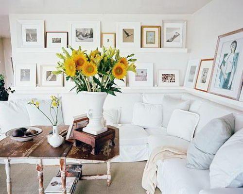 现代简约中式欧式田园美式客厅设计案例