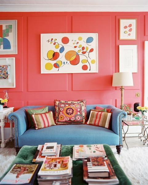 现代简约中式欧式田园美式客厅设计案例展示