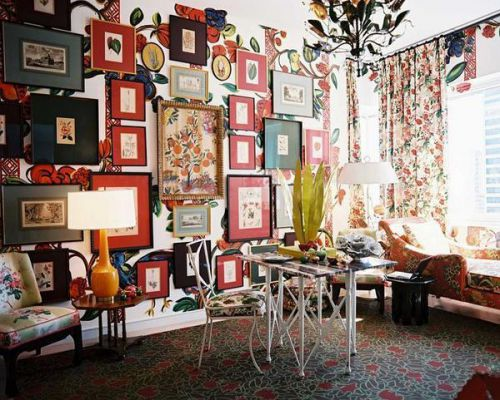 20个温馨的客厅设计