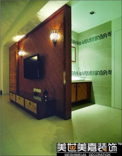 中式中式风格客厅背景墙电视背景墙设计图