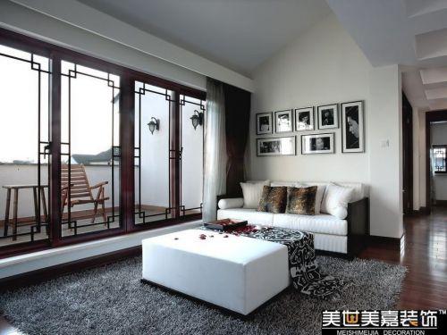 中式中式风格新中式客厅设计案例展示