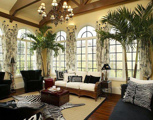 美式客厅设计案例展示
