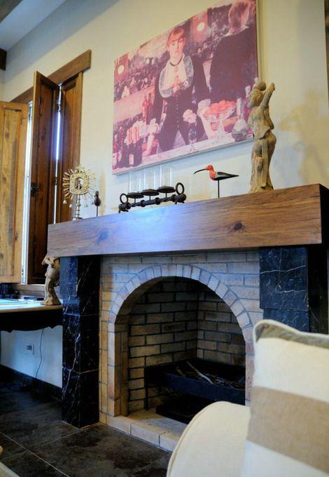 美式客厅别墅装修案例