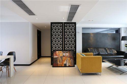 现代简约美式客厅图片