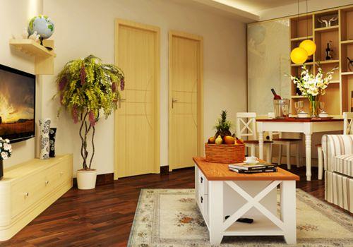 田园田园风格客厅设计方案