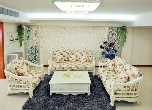 田园客厅设计案例展示