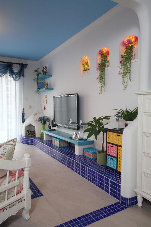 田园客厅装修案例