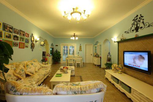 田园客厅设计方案