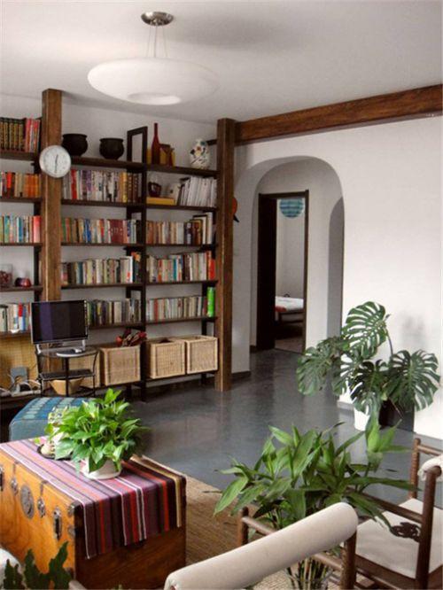 混搭客厅设计案例