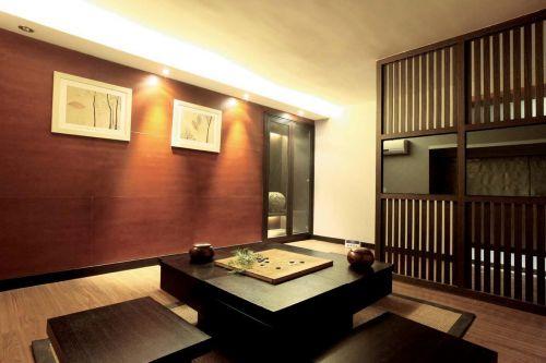 日式客厅设计方案