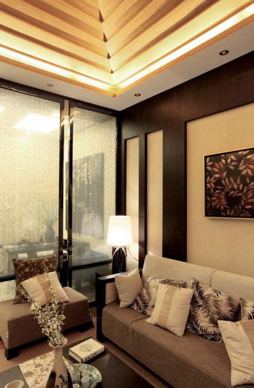 日式客厅图片