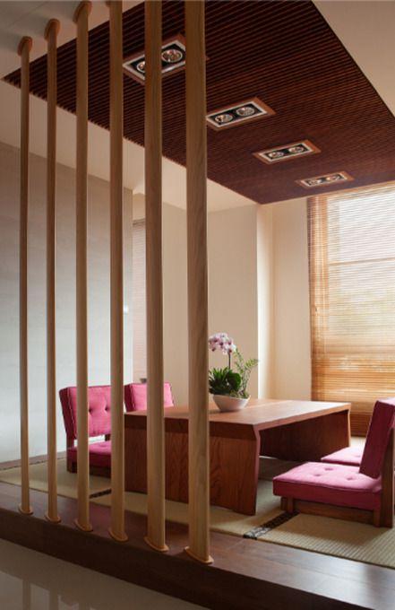 日式客厅设计图