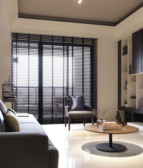 日式客厅设计案例展示