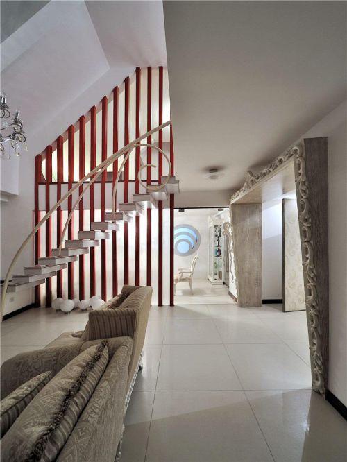 简欧客厅设计案例展示
