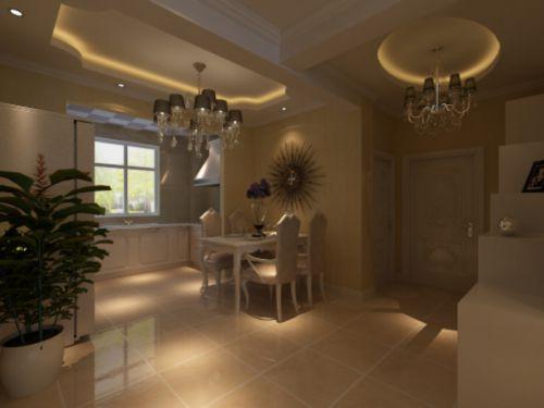 欧式欧式风格餐厅设计案例展示
