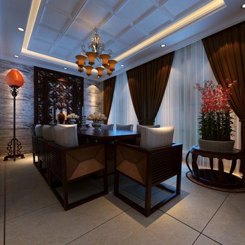 中式餐厅设计案例