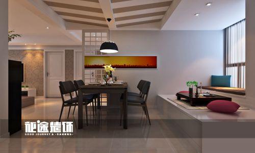现代简约现代简约餐厅三居设计案例展示