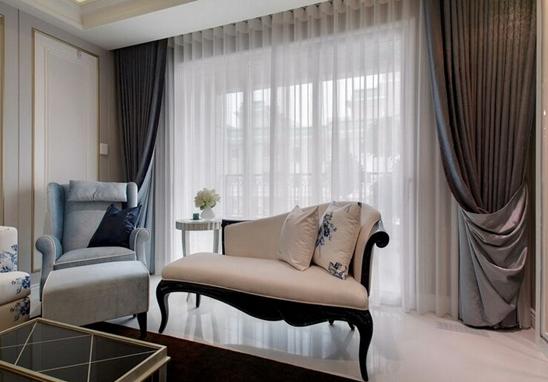 窗帘知识大全----窗帘用途及颜色搭配_装修之家网