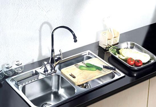 水槽怎样清洗保养?