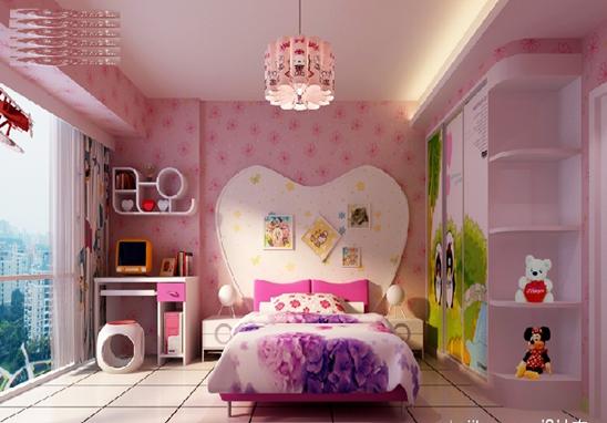 女孩卧室该怎样装修?卧室装修技巧