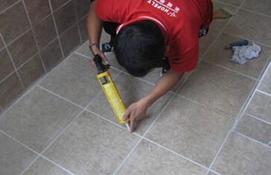 瓷砖填缝剂怎么用?