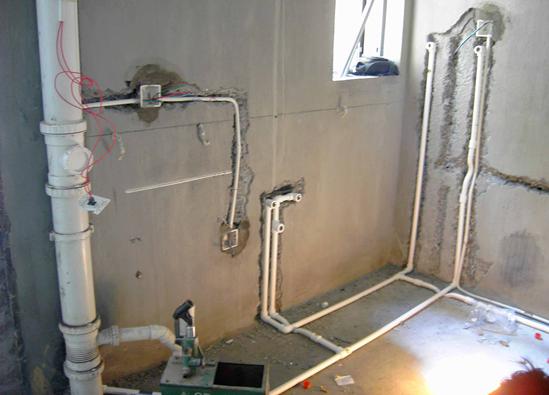 卫生间水管如何安装?安装方法及注意事项