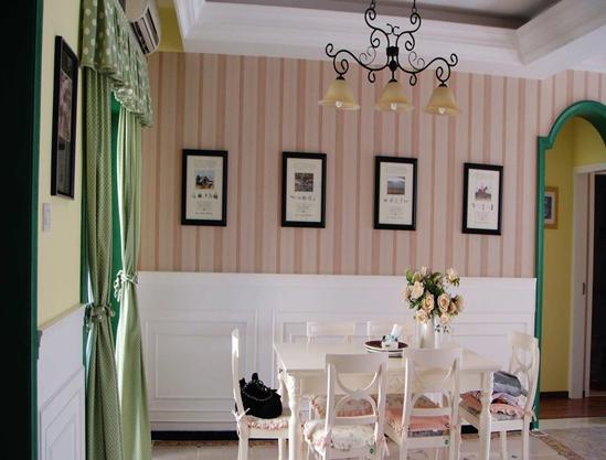 墙裙效果怎么样 墙裙装修效果图高清图片
